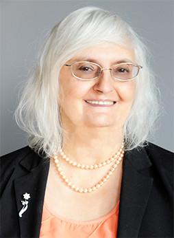 Xenia Stanford, genealogist, award winning writer and editor